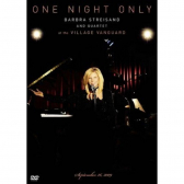 Barbra Streisand One Night Only Dvd Pop - Mkp000315006147