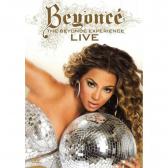 Beyonce Live The Beyonce Experience - Dvd Pop - Mkp000315006879