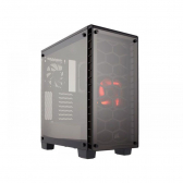 Gabinete Gamer Crystal Series 460X Vidro Temperado Atx Corsair Cc-9011099-Ww - Mkp000321000791