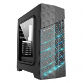 Gabinete Gamer Mt-G750Bk Com 1 Led Sem Fonte 4X Usb C3Tech - Mkp000321001683