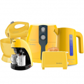 Kit Colors Perfect Fryer Amarelo Cadence 220V - Mkp000172001379