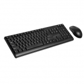 Kit Teclado E Mouse Sem Fio Multimidia Com Nano Receptor Wirelesss 2.4Ghz Multilaser Tc162  - Mkp000321001611