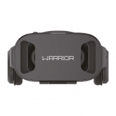 Óculos 3D Realidade Virtual Com Headphone Warrior Js086 - Mkp000278003132