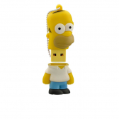 Pendrive Multilaser 8Gb Simpsons Homer - Pd070 Pd070 - Mkp000278000764