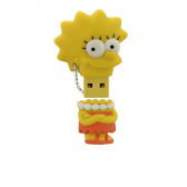 Pendrive Multilaser 8Gb Simpsons Lisa - Pd072 Pd072 - Mkp000278001673
