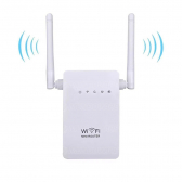 Repetidor Sinal Wireless 2 Antenas Ext Wifi Br Pix-Link Wr13 - Mkp000345000621