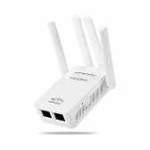 Repetidor Wireless 4 Antenas 300Mbps Wi-Fi Br Pix-Link  - Mkp000345000623