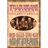 Willie Nelson & Friends - Outlaws Angels - Dvd Sertanejo - Mkp000315003792